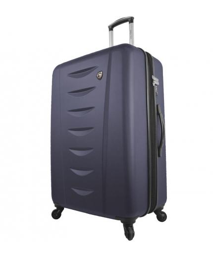 Cestovní kufr MIA TORO M1014/3-L - modrá - 2. jakost