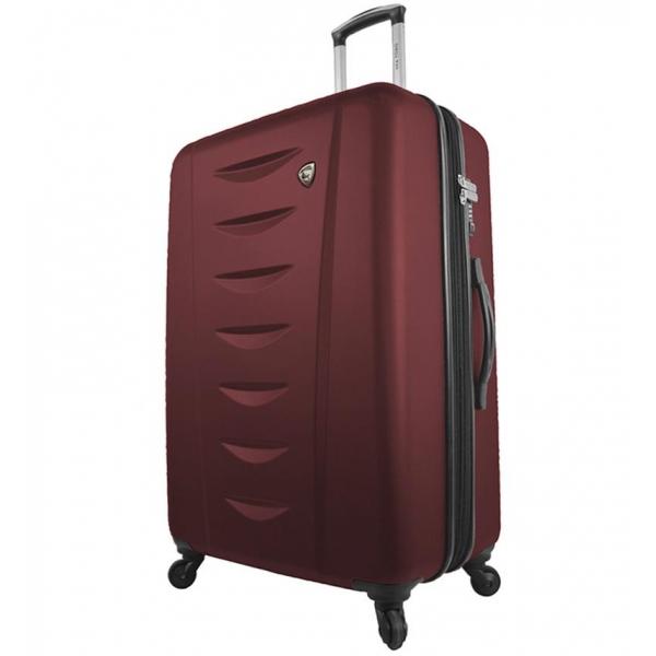 Cestovní kufr MIA TORO M1014/3-L - vínová - 2. jakost