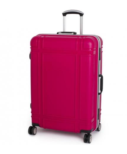 Cestovní kufr IT Luggage STRONGBOX TR-1597/2-L PP - červená - 2. jakost