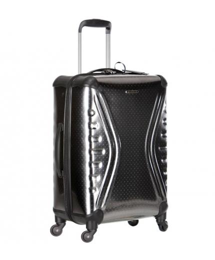 Cestovní kufr SIROCCO T-1079/3-60 PET - metallic - 2. jakost