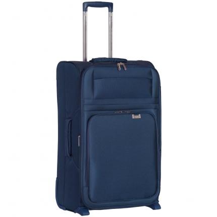 Kabinové zavazadlo AEROLITE T-9515/3-S - tmavě modrá - 2. jakost