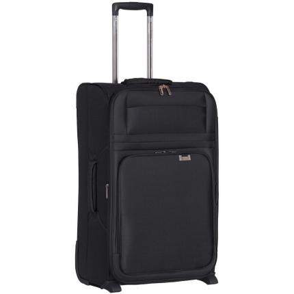 Kabinové zavazadlo AEROLITE T-9515/3-S - černá - 2. jakost