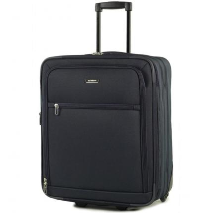 Cestovní kufr MEMBER'S TR-0154/1-S - tmavě modrá - 2. jakost