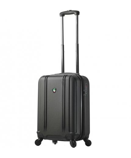Kabinové zavazadlo MIA TORO M1210/3-S - černá - 2. jakost