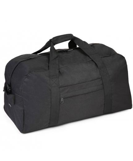 Cestovní taška MEMBER'S HA-0047 - černá - 2. jakost