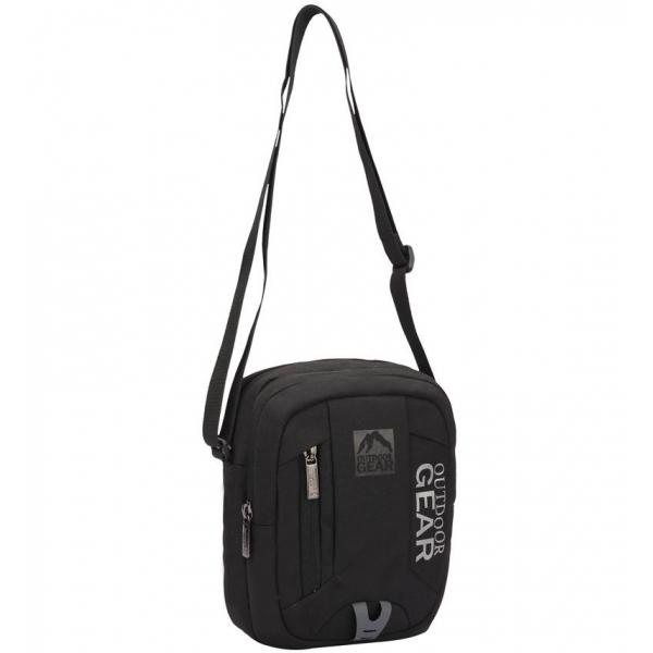 Taška přes rameno GEAR 9005 - černá - 2. jakost