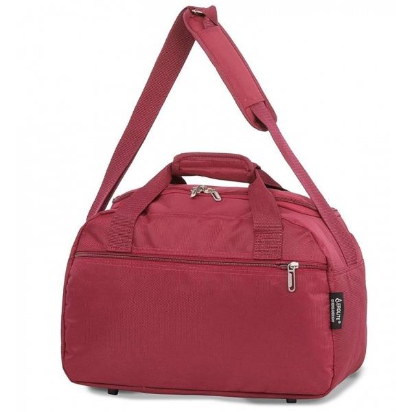 Cestovní taška AEROLITE 615 - vínová - 2. jakost