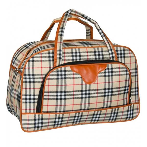 Cestovní taška REAbags LL37 - béžová - 2. jakost