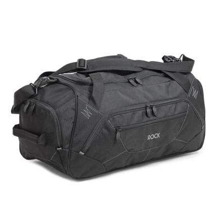 Cestovní taška ROCK HA-0043 - černá - 2. jakost